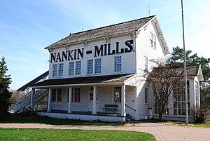 Westland, Michigan - Nankin Mills