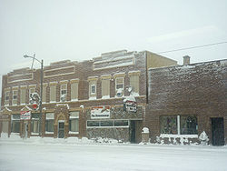 Napoleon ND - downtown snow.jpg