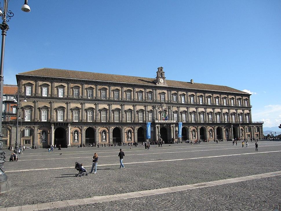 Napoli - Palazzo Reale19
