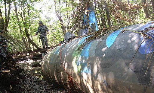 Narco submarine seized in Ecuador 2010-07-02 7