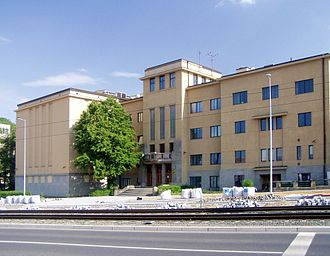 National Archives (Czech Republic) - First department of the Czech National Archives