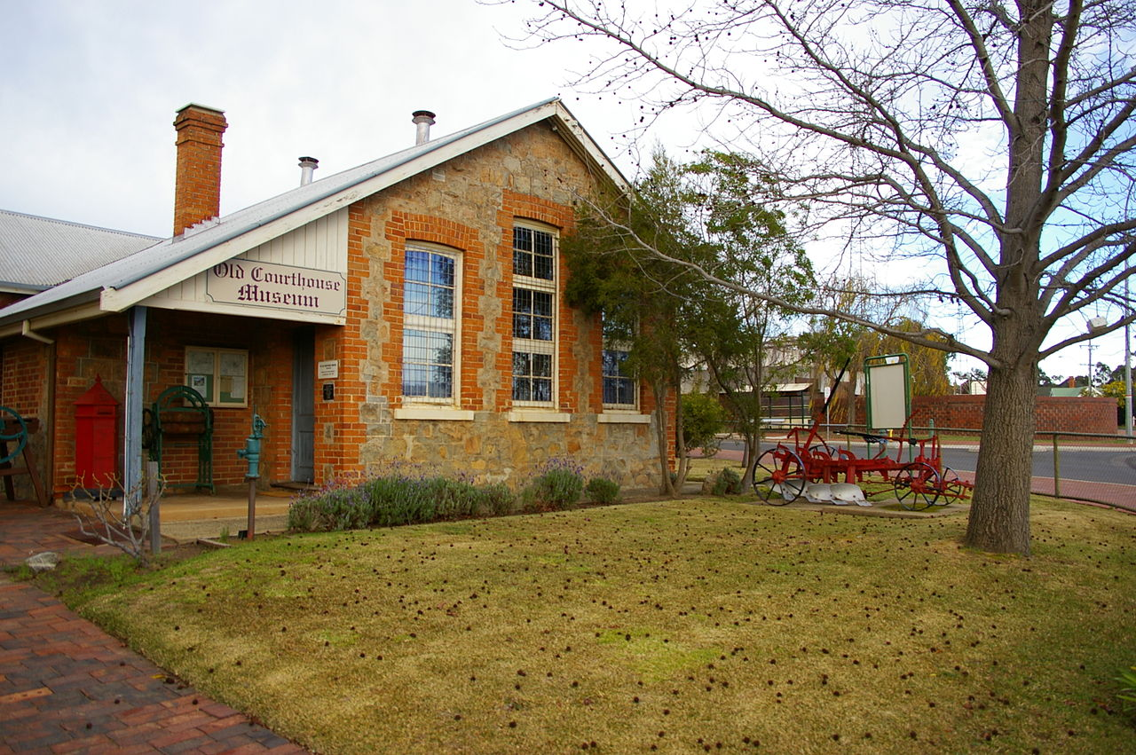 Old Courthouse Museum
