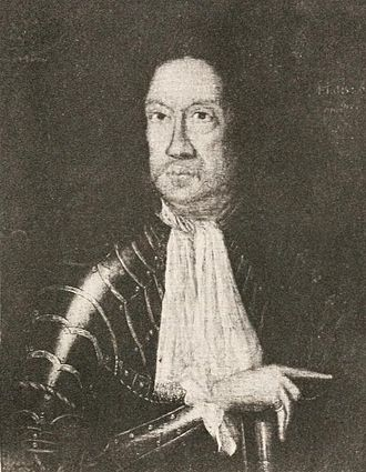 Nathaniel Johnson (politician) - Engraving of a portrait of Johnson by an unknown artist.