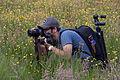 Nationaal Park Drentsche Aa met fotograaf.jpg