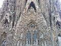 Nativity Facade of the Sagrada Família, May 2013 - 11.JPG