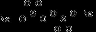 Sodium persulfate - Image: Natriumpersulfat