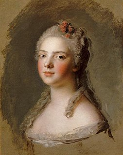 Adélaïde of France (1732–1800) Duchess of Louvois
