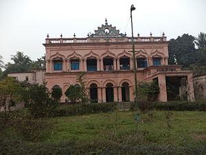 Nawab Faizunnesa - Kurshed Munzil, the palace of the Pashchimgaon Nawab Family
