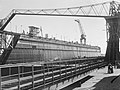 Nederlands grootste dok in Rotterdam weer hersteld, Bestanddeelnr 903-8898.jpg