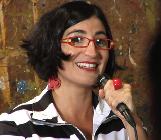 Negin Farsad comedian