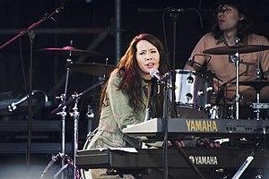Nerina Pallot - Nerina Pallot at Cornbury Music Festival 2006