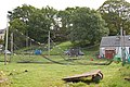 Nets drying at Bayfield - geograph.org.uk - 1470460.jpg