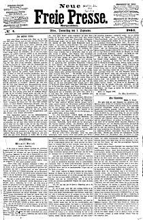 Neue Freie Presse 1 September 1864 №1.jpg