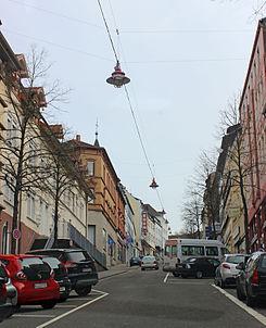 Hüttenbergstraße – Wikipedia