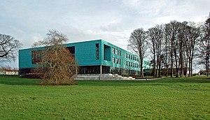 Ayr Academy - Image: New Ayr Academy, 2017