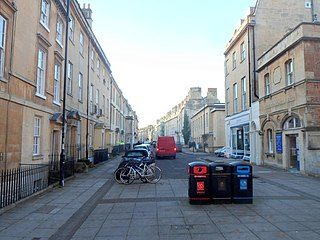 Kingsmead, Bath human settlement in United Kingdom