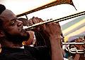 New Orleans Jazz Fest 2010 Trombone.jpg