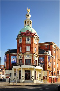 New Wimbledon Theatre theatre in London, England