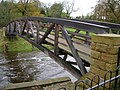 New footbridge over the River Ribble, west of Clitheroe - geograph.org.uk - 1572968.jpg