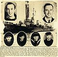 Newspaper article about the sinking of the HMCS Trentonian.jpg