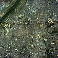 Neyagawa city center area Aerial photograph.1985.jpg