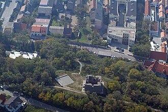 Neusiedl am See - Image: Nezsider légifotó1