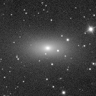 NGC 7052 - An image of NGC 7052