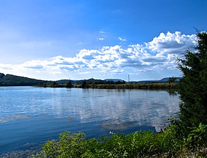 Marion County, Tennessee - Nickajack Lake