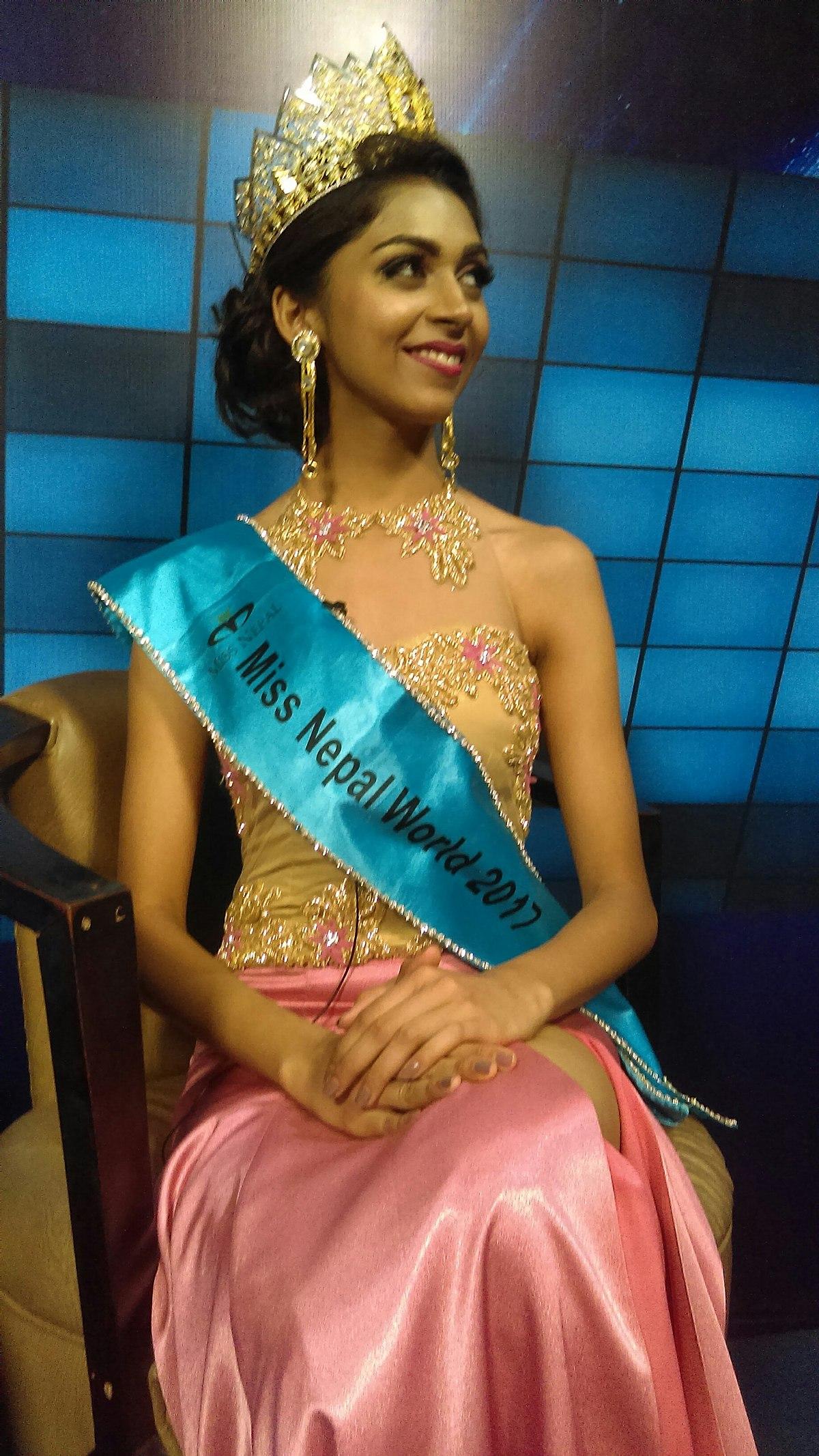 Who Is The Winner Of Miss World 2017 >> Nikita Chandak - Wikipedia