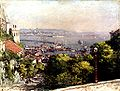 Nikolay Dubovskoy View of a Port on the Black Sea 1908.jpg