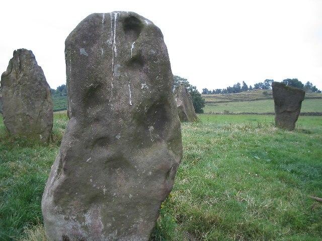 Nine Stone Close - geograph.org.uk - 59755