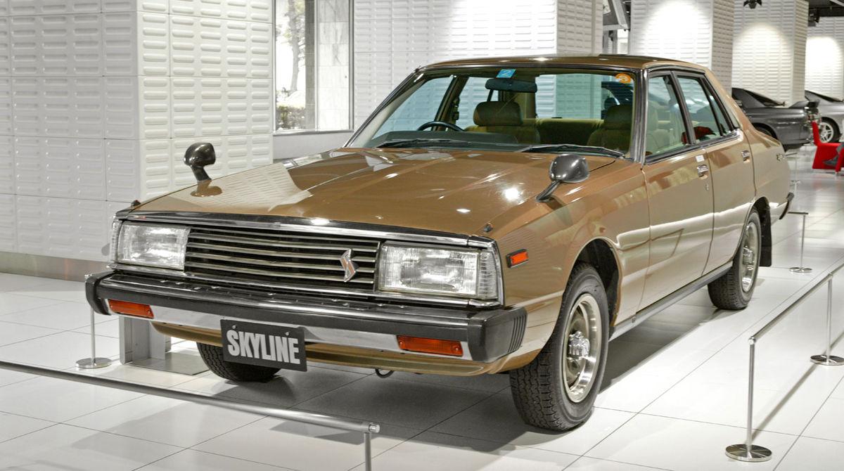 Nissan Skyline C211 2000 GT-EL 001.jpg