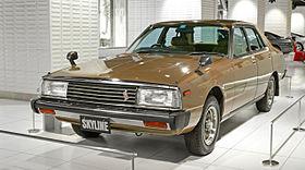 Nissan Skyline C211 2000 GT EL 001