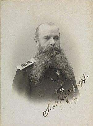 Makarov, Stepan Osipovich (1848-1904)