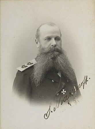 Stepan Makarov - Admiral Stepan Makarov