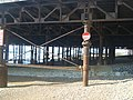 No entry^ Hastings Pier - geograph.org.uk - 1563821.jpg