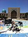 Noa Vax at Sharq Taronalari, International Folk Music Festival in Uzbekistan.jpg