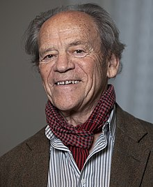Nobel Laureate Torsten Wiesel in 2011 Photo by Markus Marcetic for Young Academy of Sweden (cropped).jpg