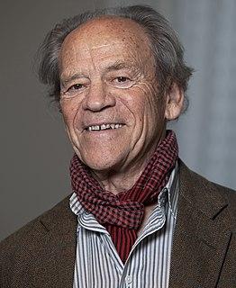 Torsten Wiesel Swedish neuroscientist