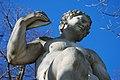 Nordkirchen 2010-100307-10857-Faunus-Burgallee.jpg