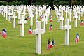 Normandy American Cemetery and Memorial, June 2012.jpg