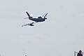 North American F-86F-30-NA Sabre Skyblazers Snodgrass 2nd Pass 01 TICO 13March2010 (14412747108).jpg