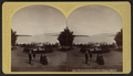 North from Fort Wm. Henry Hotel, by Stoddard, Seneca Ray, 1844-1917 , 1844-1917 2.png