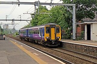 Patricroft railway station