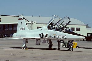 64th Flying Training Wing - 64th Flying Training Wing Northrop T-38A Talon