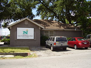 Northside, Houston - Greater Northside Management District offices