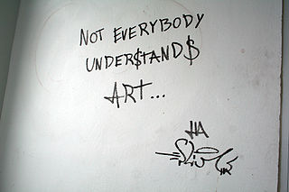 http://upload.wikimedia.org/wikipedia/commons/thumb/9/90/Not_everybody_understands_art.jpg/320px-Not_everybody_understands_art.jpg