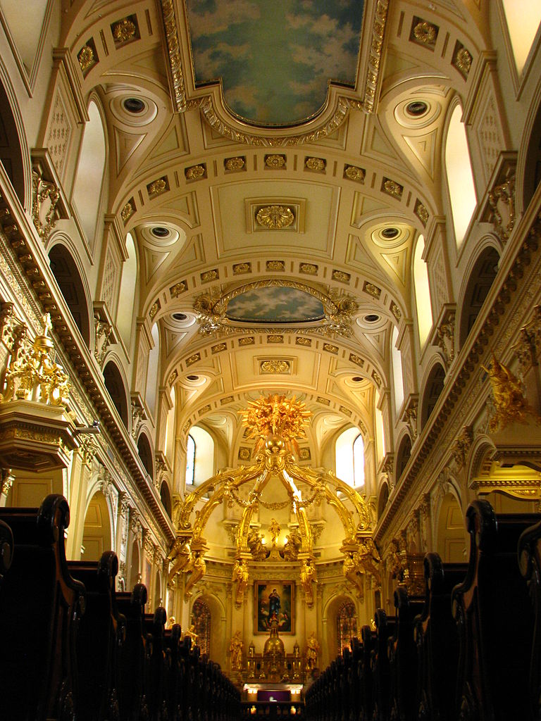 File notre dame de quebec interieur jpg wikipedia for Interieur wikipedia