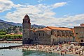 Notre-Dame des Anges church of Collioure 03.jpg