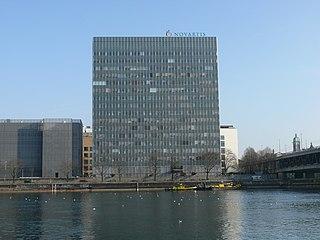 Novartis Swiss pharmaceutical company